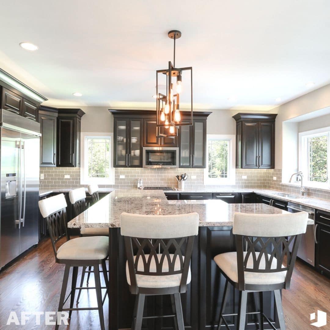 Crystal Lake Kitchen Remodel